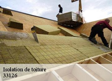 Isolation de toiture à La Riviere tél : 05.33.06.18.10
